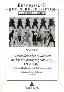 Auszug deutscher Studenten in den Freiheitskrieg von 1813